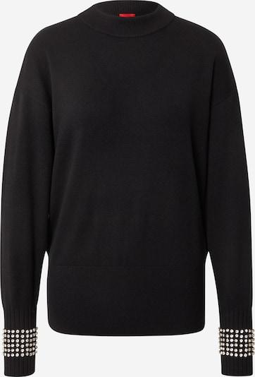 HUGO Sweater 'Sarabathy' in Black, Item view