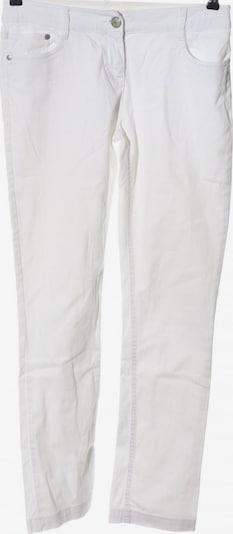 Camaïeu Straight-Leg Jeans in 27-28 in weiß, Produktansicht