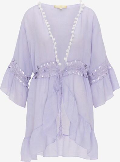 MYMO Kimono in flieder, Produktansicht