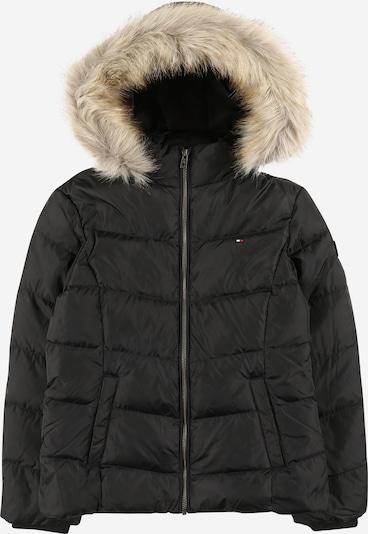 Geacă de iarnă TOMMY HILFIGER pe bleumarin / maro deschis / roșu / negru / alb, Vizualizare produs