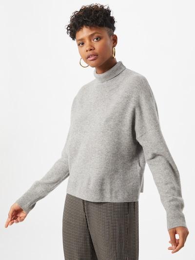 Samsoe Samsoe Sweter 'Nola' w kolorze szarym: Widok z przodu
