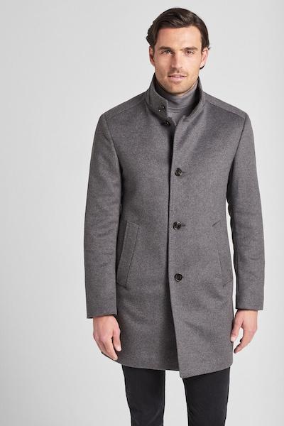 JOOP! Mantel ' Maron ' in grau, Modelansicht