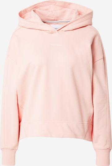 Calvin Klein Jeans Sweat-shirt en rose, Vue avec produit