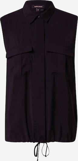 MORE & MORE Bluse in schwarz, Produktansicht