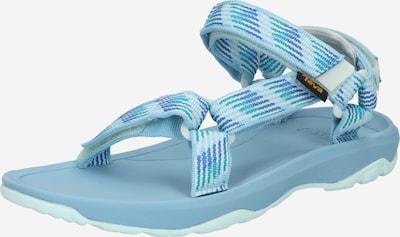 TEVA Sandale in blau / hellblau, Produktansicht
