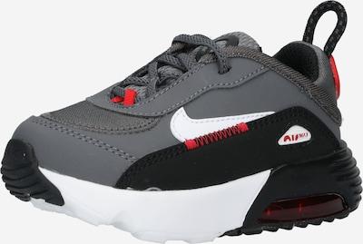 Nike Sportswear Brīvā laika apavi 'Air Max 2090', krāsa - tumši pelēks / sarkans / melns / balts, Preces skats