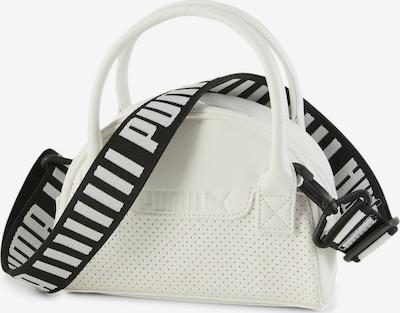 PUMA Handtasche 'Cali' in schwarz / naturweiß, Produktansicht
