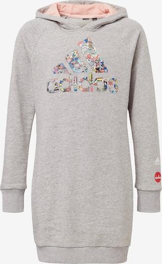 ADIDAS PERFORMANCE Sweatshirt 'Cleofus' in grau / pastellpink, Produktansicht
