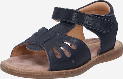 Sandale 'Cassidy' BISGAARD pe bleumarin, Vizualizare produs
