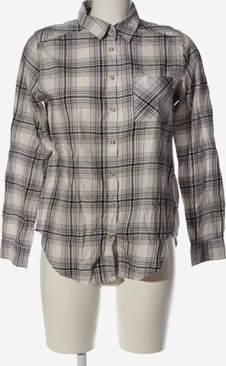 COLINS Holzfällerhemd in S in hellgrau / schwarz / weiß, Produktansicht