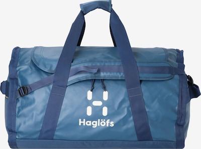 Haglöfs Reisetasche 'Lava 90' in blau, Produktansicht