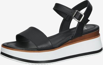 SANSIBAR Sandale in schwarz, Produktansicht
