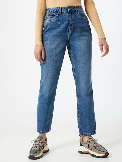 Noisy may Jeans 'NMISABEL' in blue denim, View model
