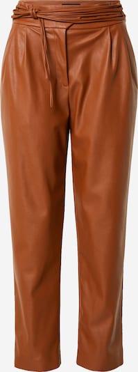 PINKO Hlače z naborki 'RAPITO' | rjava barva, Prikaz izdelka