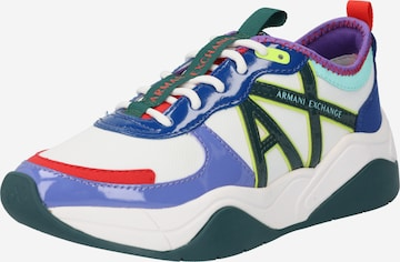 ARMANI EXCHANGE Sneakers in Mixed colors