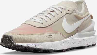 Nike Sportswear Sneaker 'Nike Waffle One Crater' in creme, Produktansicht