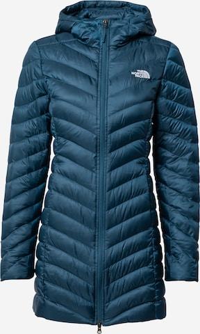 Manteau outdoor 'Trevail' THE NORTH FACE en bleu