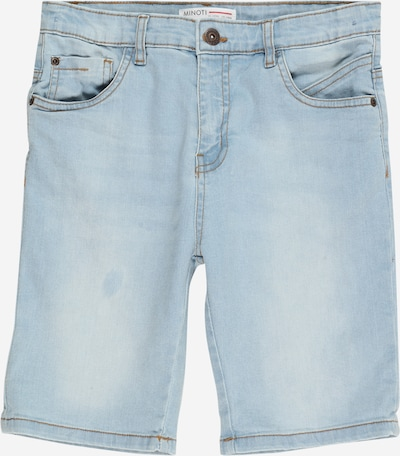 MINOTI Shorts in hellblau, Produktansicht