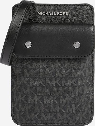 Michael Kors Bolso de hombro en gris oscuro / negro, Vista del producto