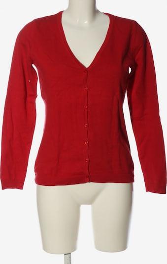 MONTEGO Cardigan in M in rot, Produktansicht