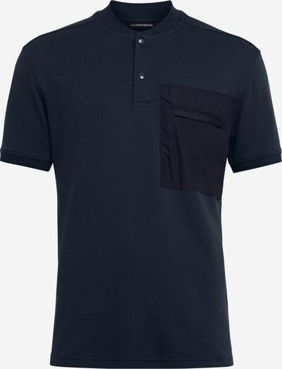 J.Lindeberg Shirt 'Luis' in de kleur Navy, Productweergave