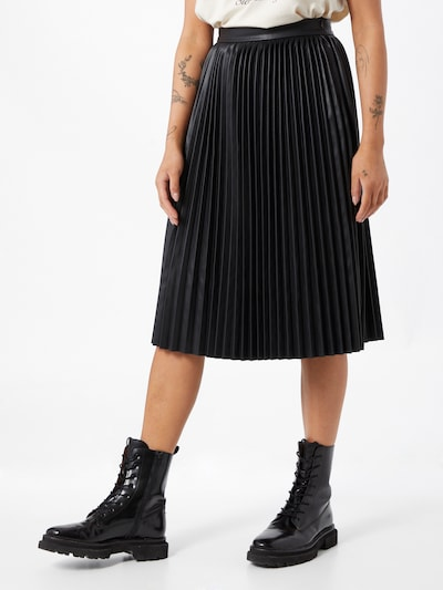 Noisy may Skirt 'Hill' in Black, View model