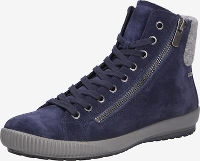 Legero Schnürstiefelette in dunkelblau, Produktansicht