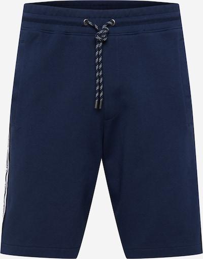 Pantaloni Michael Kors pe albastru noapte / negru / alb, Vizualizare produs