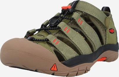 KEEN Sandale 'NEWPORT H2' in khaki, Produktansicht