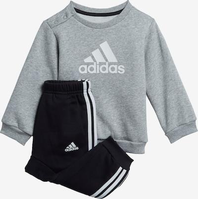 Costum de trening ADIDAS PERFORMANCE pe gri / negru / alb, Vizualizare produs