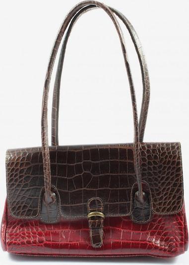 L.CREDI Minitasche in One Size in braun / rot, Produktansicht