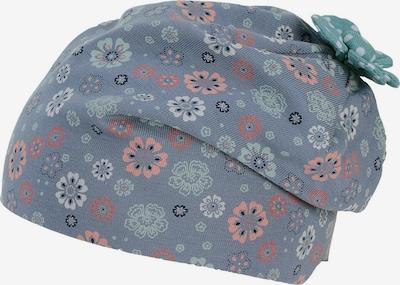 STERNTALER Cepure opālisks / pasteļzils / tumši zils / aprikožu, Preces skats