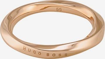 HUGO BOSS Ring in Red