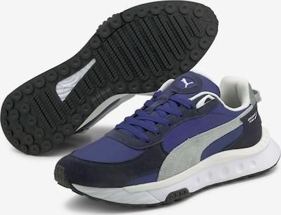 PUMA Sneakers laag in de kleur Blauw / Marine / Wit, Productweergave
