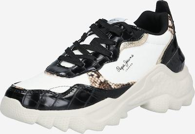 Pepe Jeans Trampki niskie 'Eccles City' w kolorze czarny / białym, Podgląd produktu