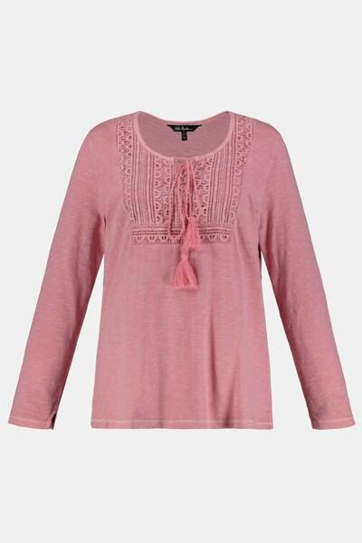 Ulla Popken Shirt in himbeer, Produktansicht