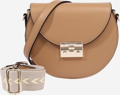 Seidenfelt Manufaktur Tasche 'Sandvika II' in nude, Produktansicht