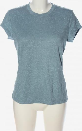 WEEKDAY Rippshirt in M in blau, Produktansicht