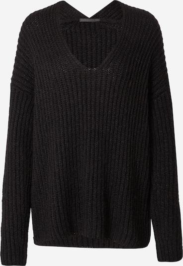 DRYKORN Pullover 'LINNAS' in schwarz, Produktansicht