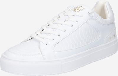 SikSilk Niske tenisice 'Ghost Anaconda' u bijela, Pregled proizvoda