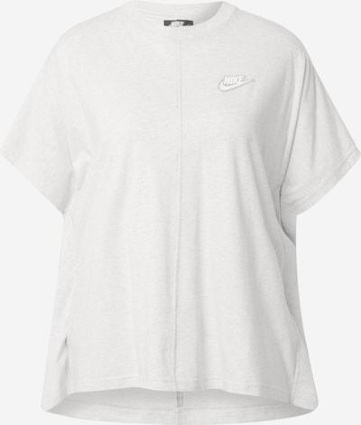Nike Sportswear T-shirt 'Earth Day' en blanc cassé, Vue avec produit