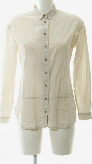 Emily Van Den Bergh Langarm-Bluse in S in creme, Produktansicht