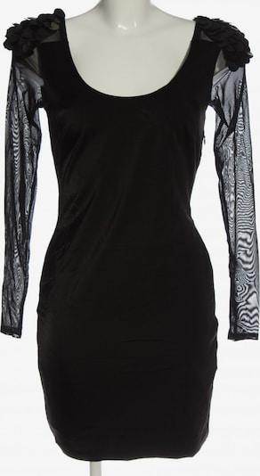 bebe Langarmkleid in M in schwarz, Produktansicht