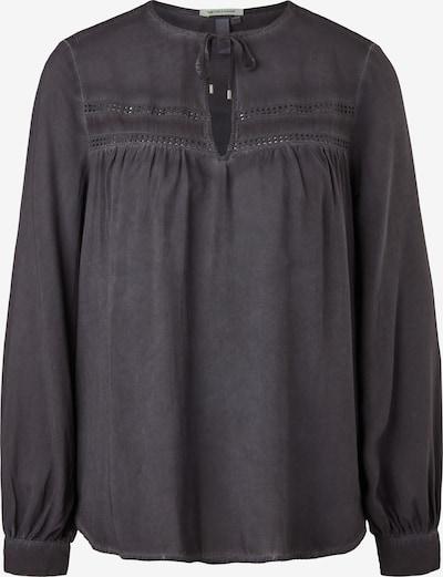 Q/S designed by Blouse in de kleur Zwart, Productweergave