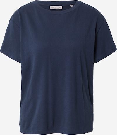 Tricou Marc O'Polo pe albastru marin, Vizualizare produs