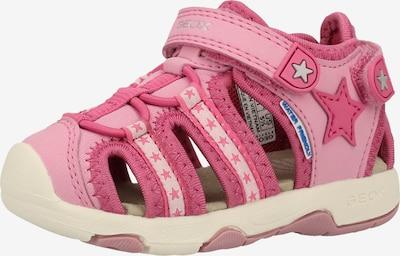 GEOX Kids Lauflernschuh in pink / rosa, Produktansicht