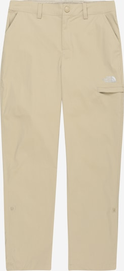 THE NORTH FACE Sporthose 'EXPLORATION' in beige, Produktansicht