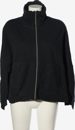 SCHIESSER Sweatjacke in L in schwarz, Produktansicht