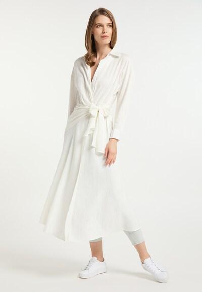 Usha Kleid in weiß, Modelansicht