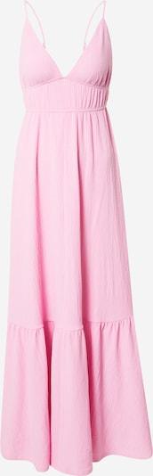 Vasarinė suknelė 'Carmen' iš Gina Tricot, spalva – rožių spalva: Vaizdas iš priekio